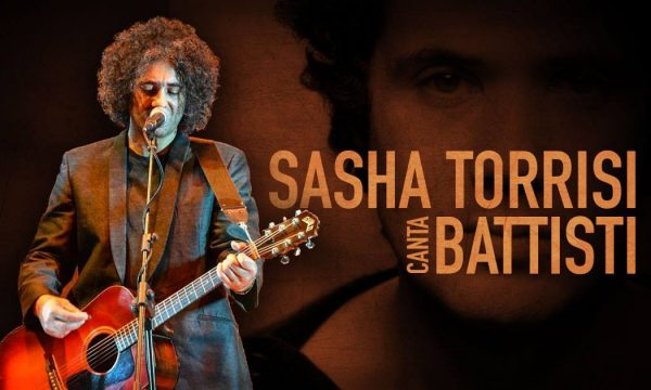 sasha torrisi canta lucio battisti